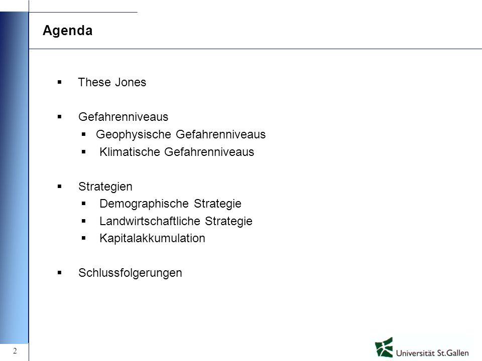 Agenda These Jones Gefahrenniveaus Geophysische Gefahrenniveaus