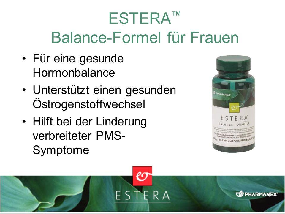 ESTERA™ Balance-Formel für Frauen
