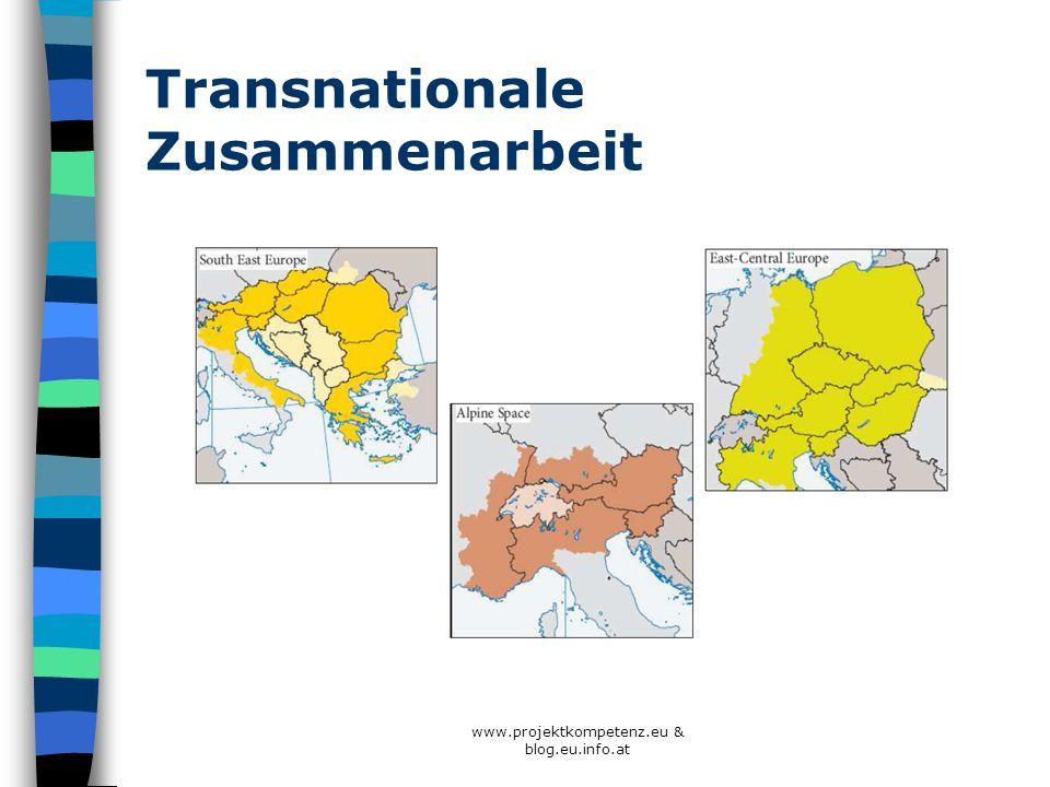 Transnationale Zusammenarbeit