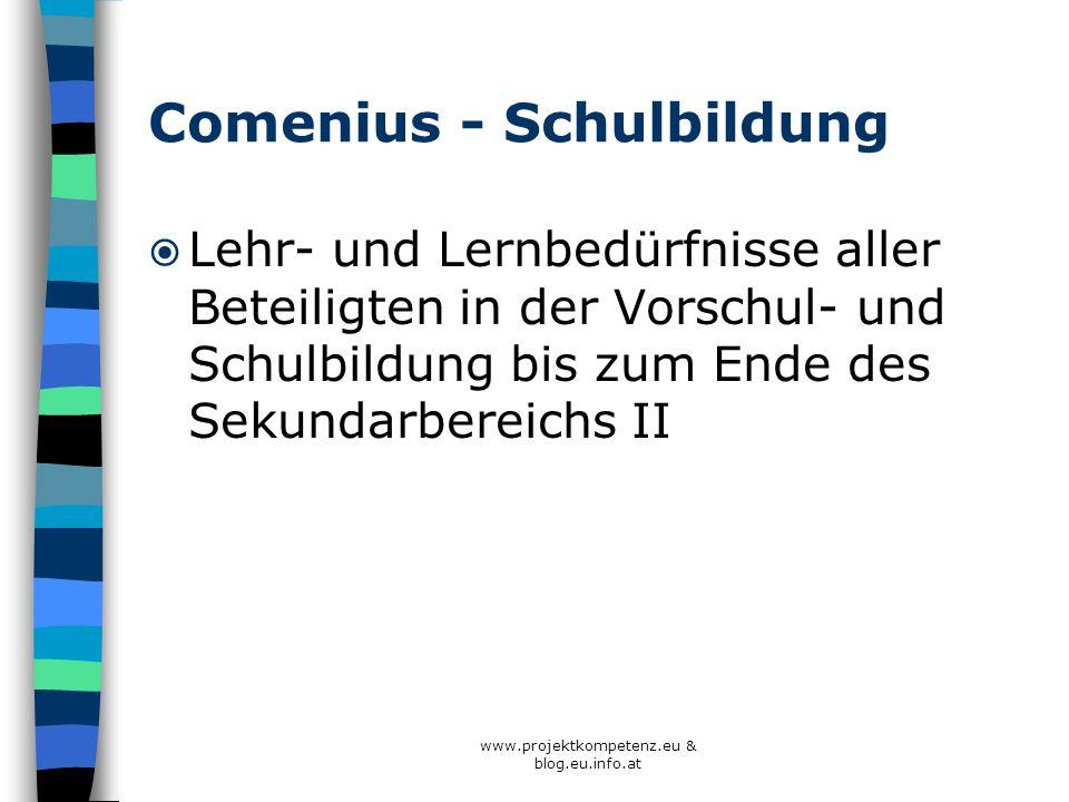 Comenius - Schulbildung
