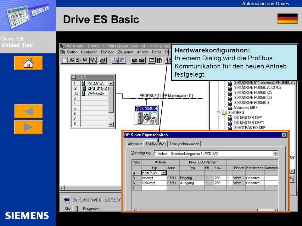 Hardwarekonfiguration: