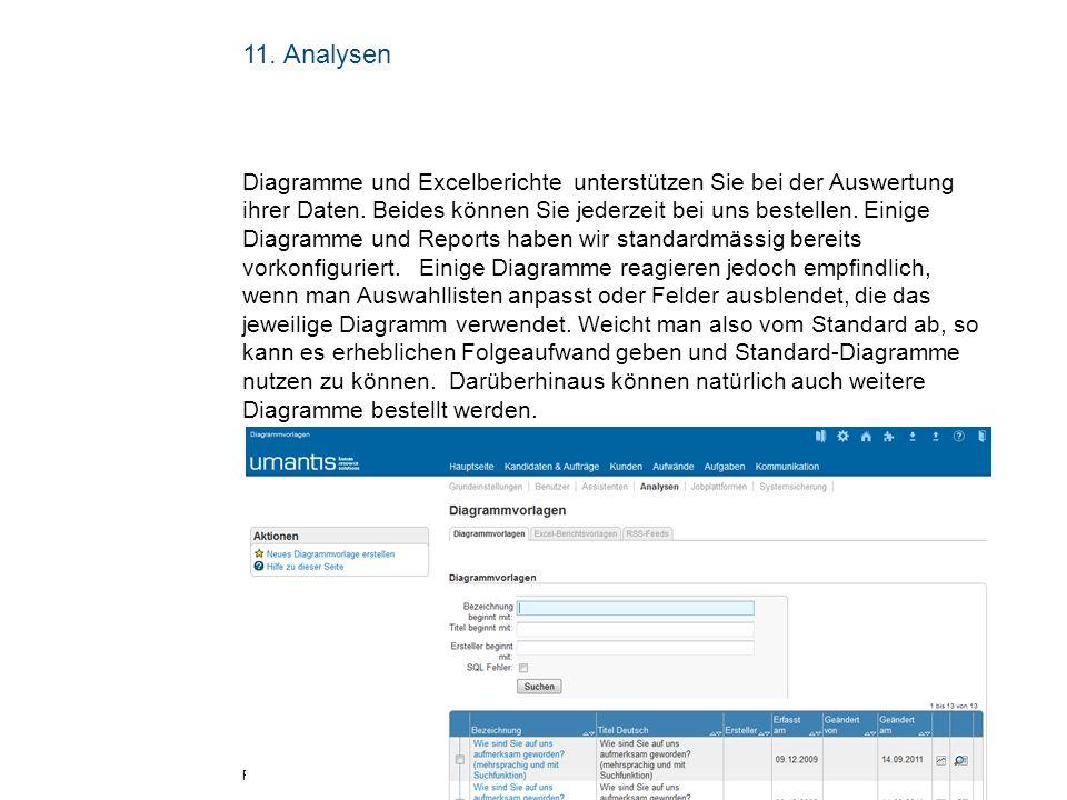 11. Analysen
