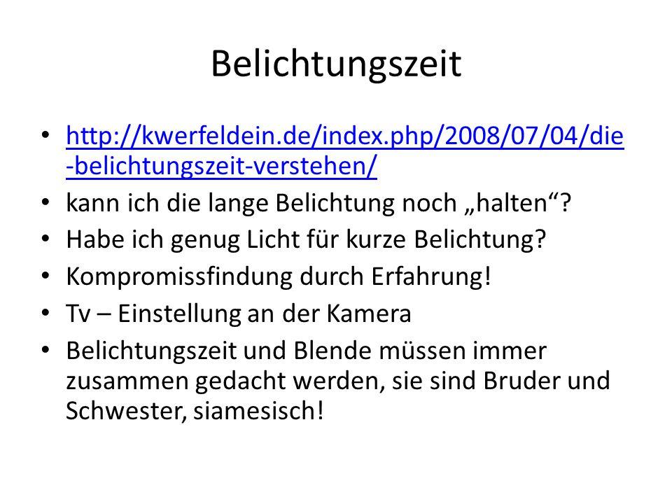 """Belichtungszeit http://kwerfeldein.de/index.php/2008/07/04/die-belichtungszeit-verstehen/ kann ich die lange Belichtung noch """"halten"""