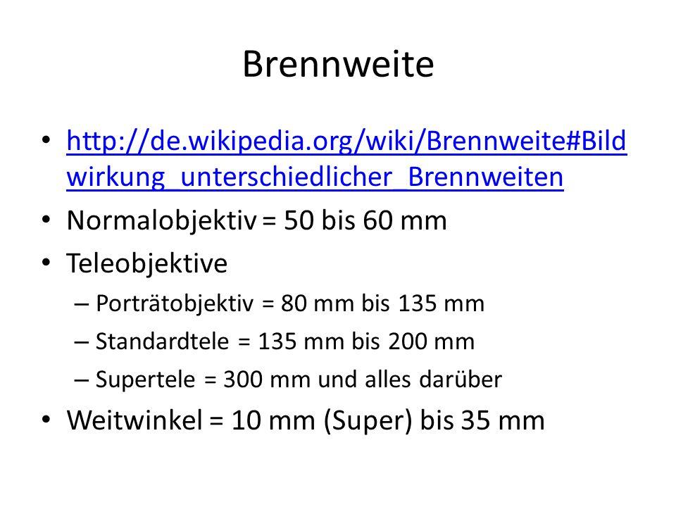 Brennweite http://de.wikipedia.org/wiki/Brennweite#Bildwirkung_unterschiedlicher_Brennweiten. Normalobjektiv = 50 bis 60 mm.