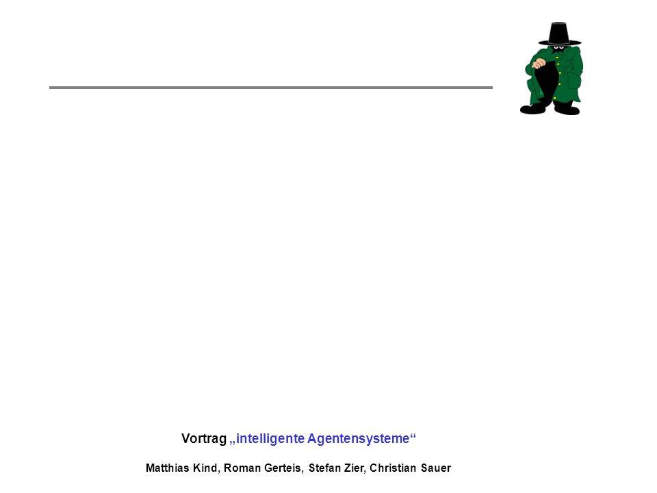 """Vortrag """"intelligente Agentensysteme"""