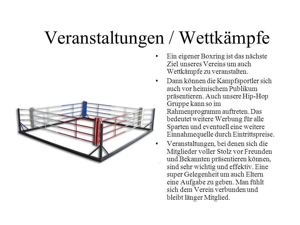 Veranstaltungen / Wettkämpfe
