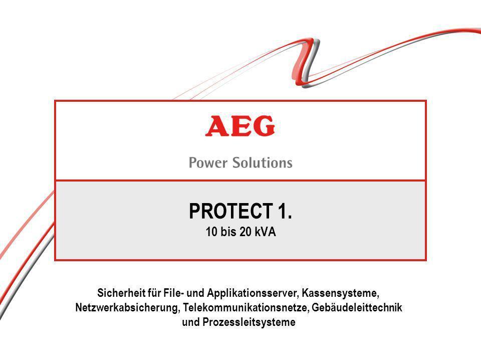 PROTECT 1. 10 bis 20 kVA