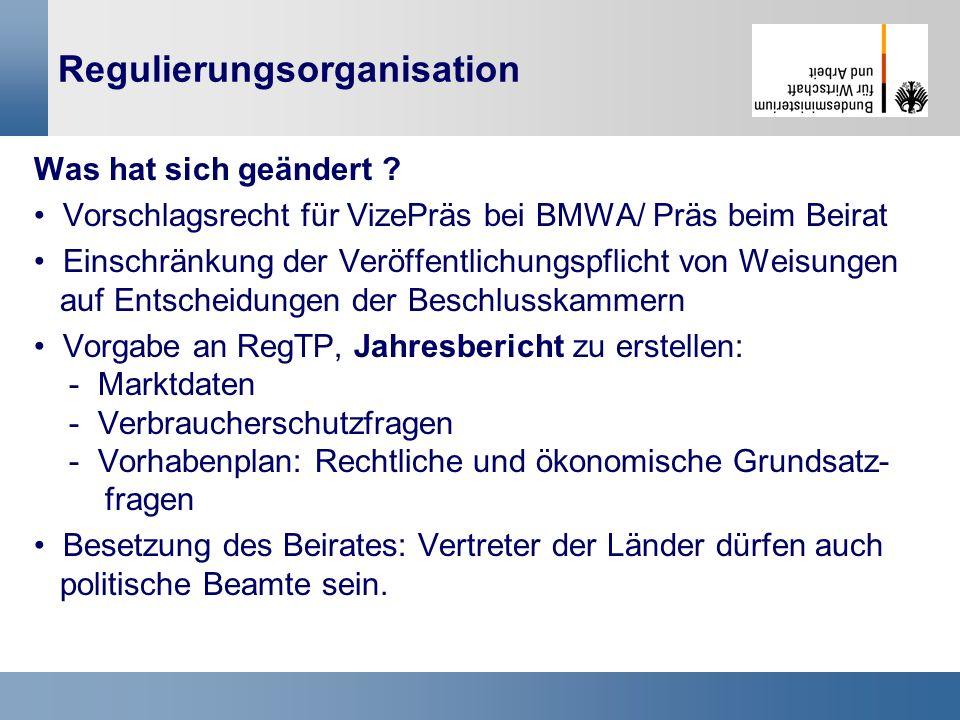 Regulierungsorganisation
