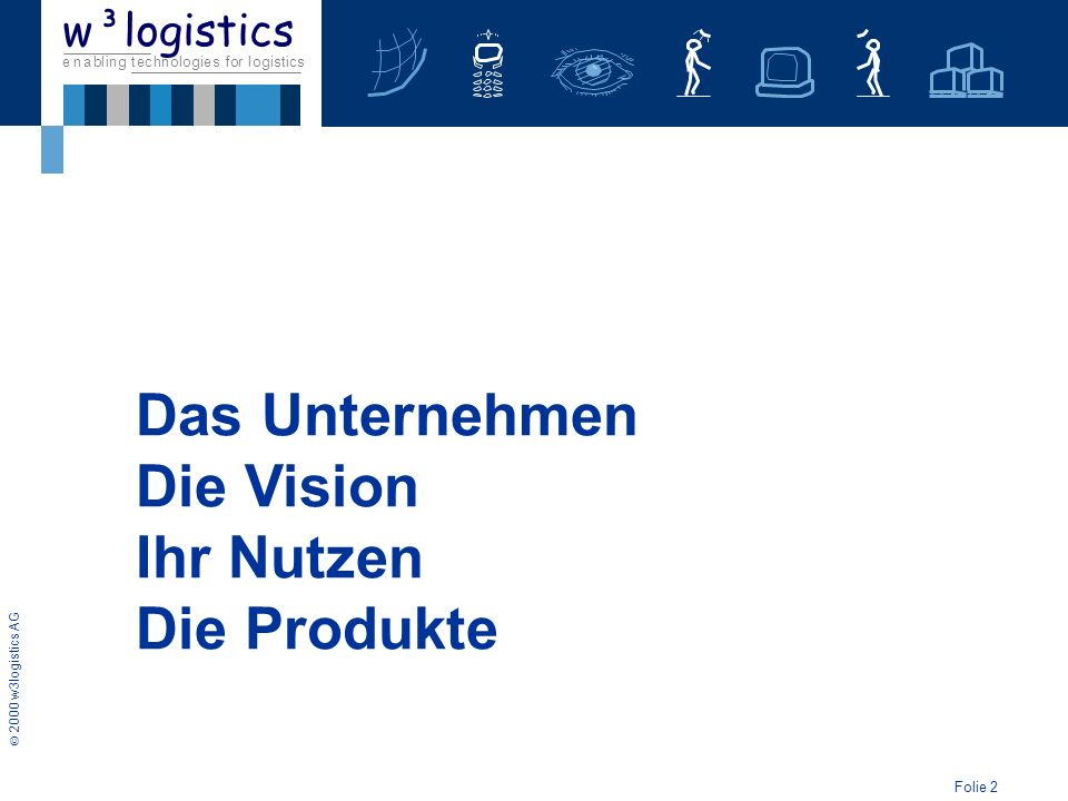 Das Unternehmen Die Vision Ihr Nutzen Die Produkte