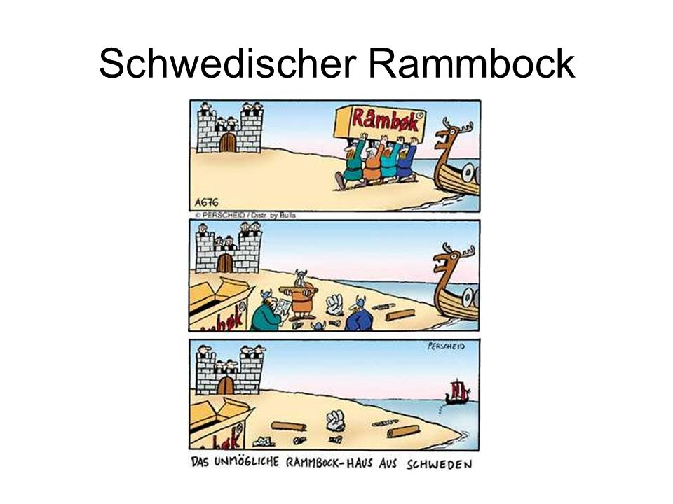 Schwedischer Rammbock
