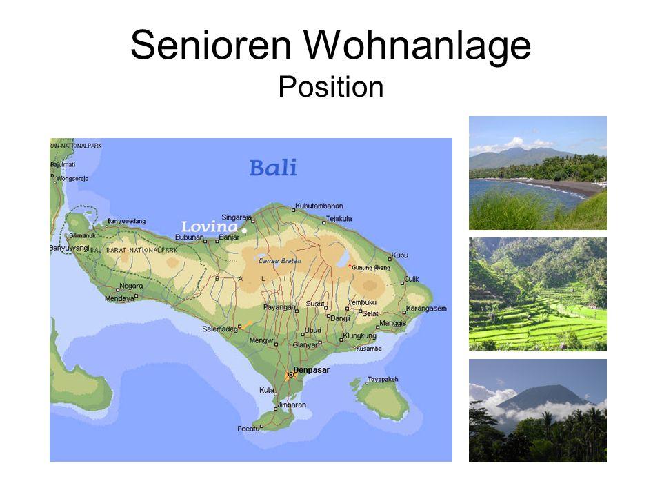 Senioren Wohnanlage Position