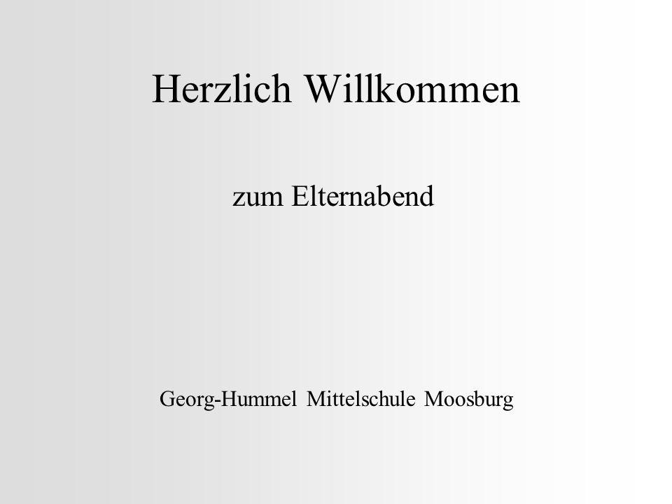 Georg-Hummel Mittelschule Moosburg