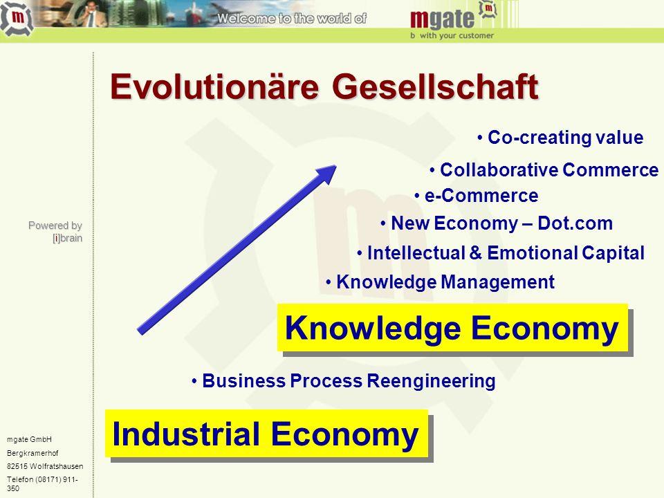Evolutionäre Gesellschaft