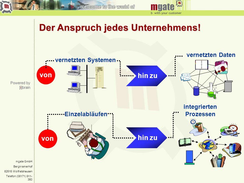 integrierten Prozessen