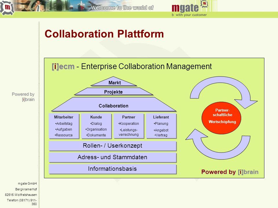 Collaboration Plattform