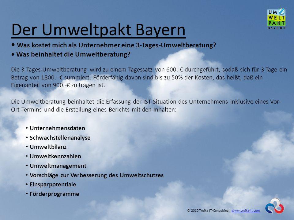 Umweltpakt Bayern 25.03.2017.