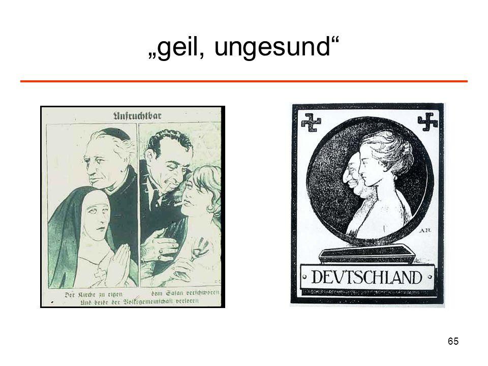 """""""geil, ungesund"""