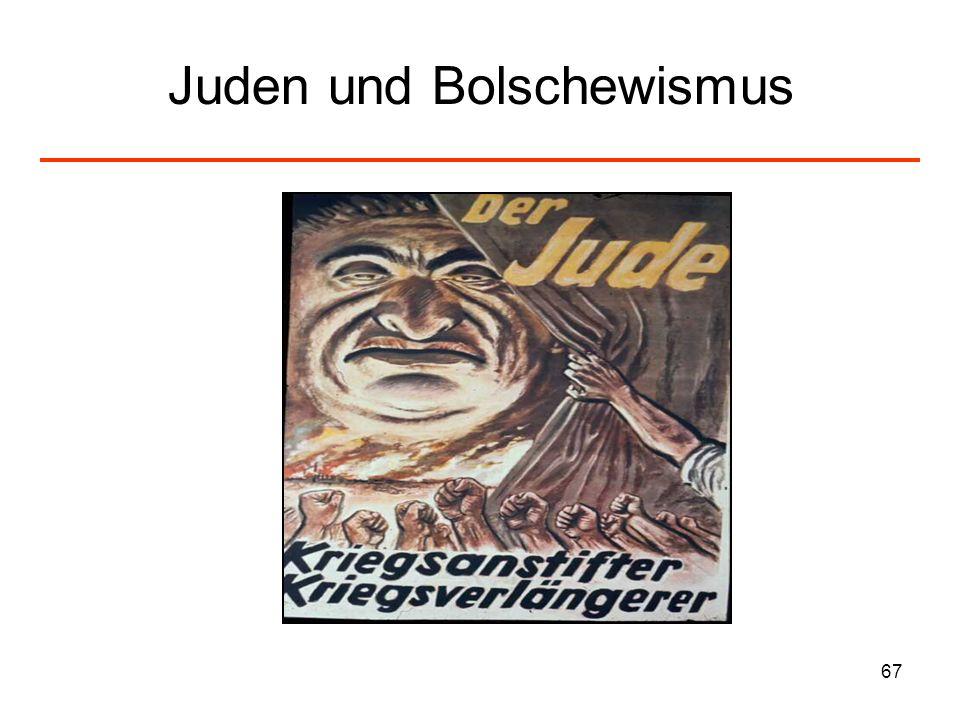 Juden und Bolschewismus