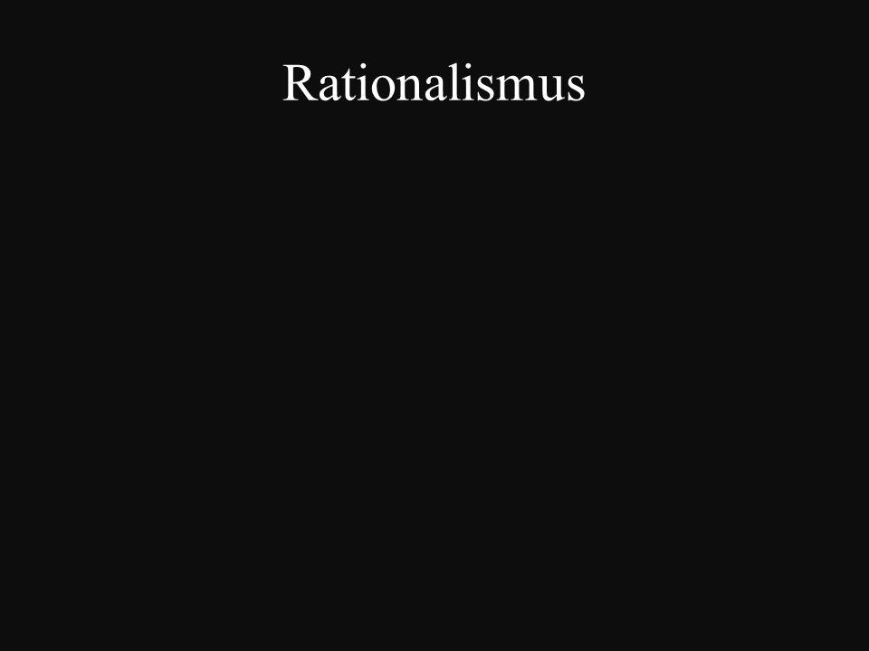 Rationalismus