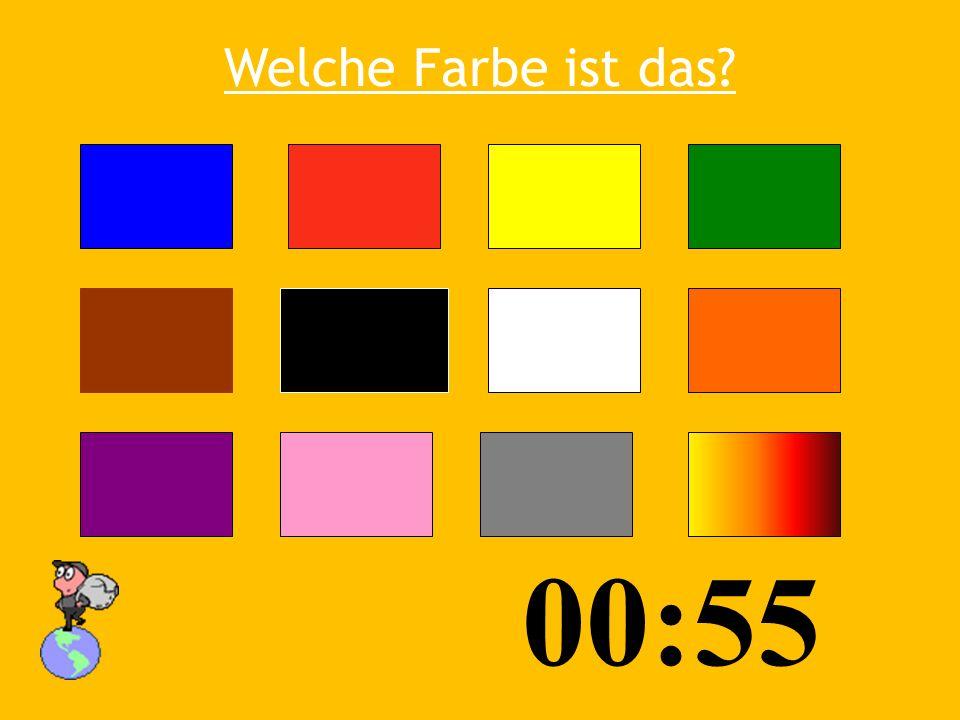 Welche Farbe ist das 00:55 03:53