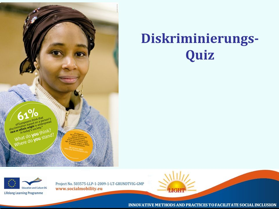 Diskriminierungs-Quiz