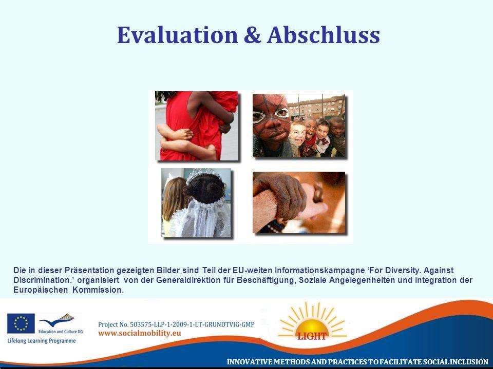 Evaluation & Abschluss