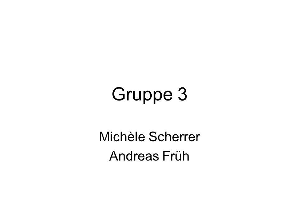 Michèle Scherrer Andreas Früh