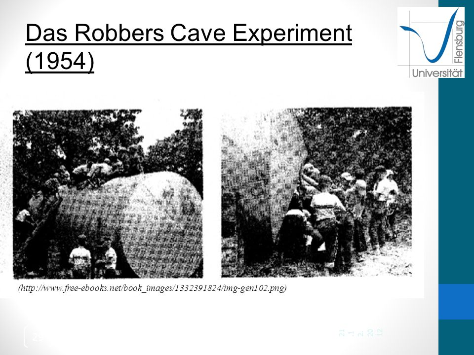 Das Robbers Cave Experiment (1954)