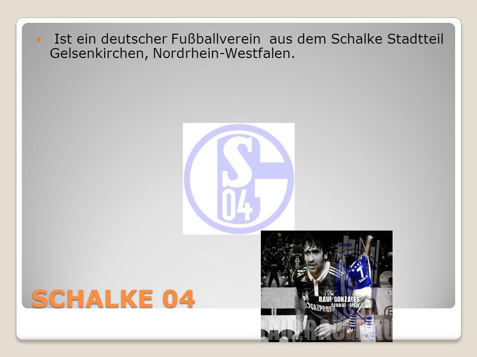 Ist ein deutscher Fußballverein aus dem Schalke Stadtteil Gelsenkirchen, Nordrhein-Westfalen.