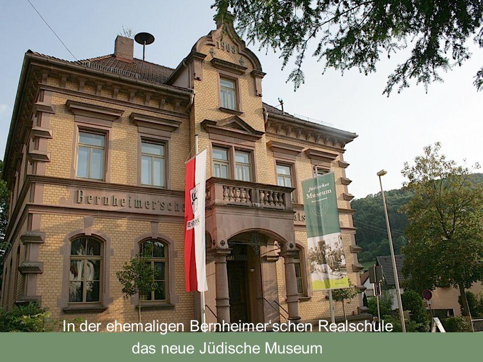 Die ehemalige Bernheimer'sche Realschule