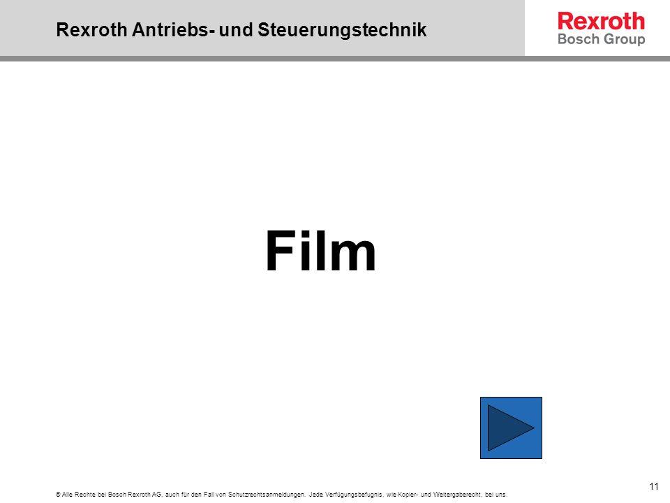 Rexroth Antriebs- und Steuerungstechnik