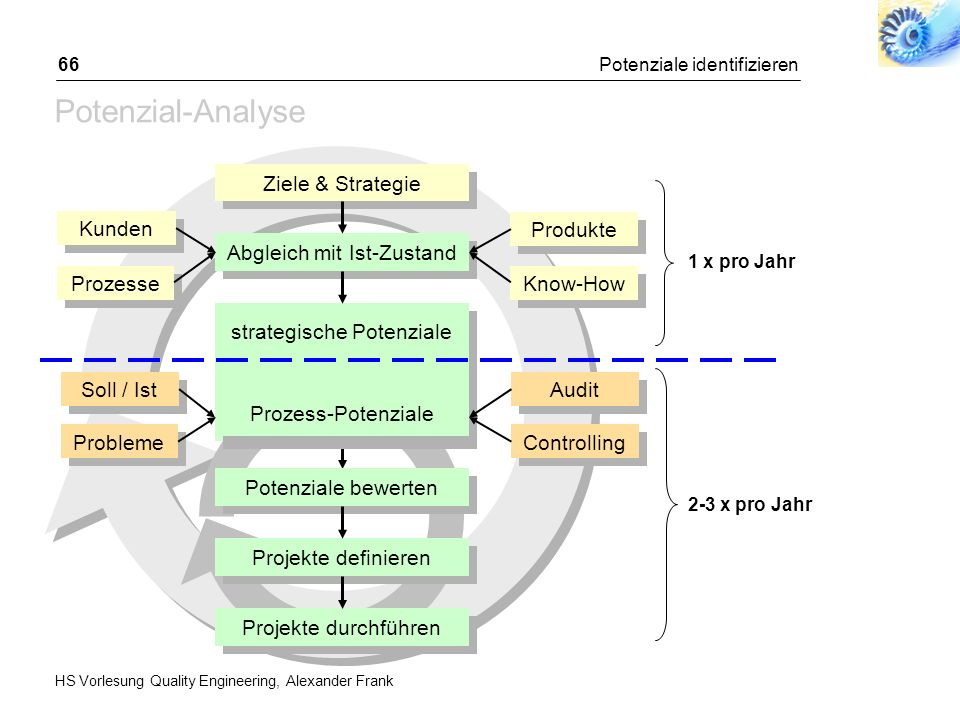 Steuerung und Beurteilung der Projektqualität