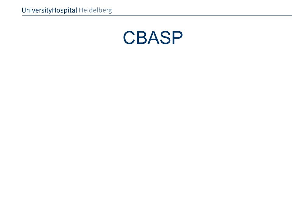 CBASP