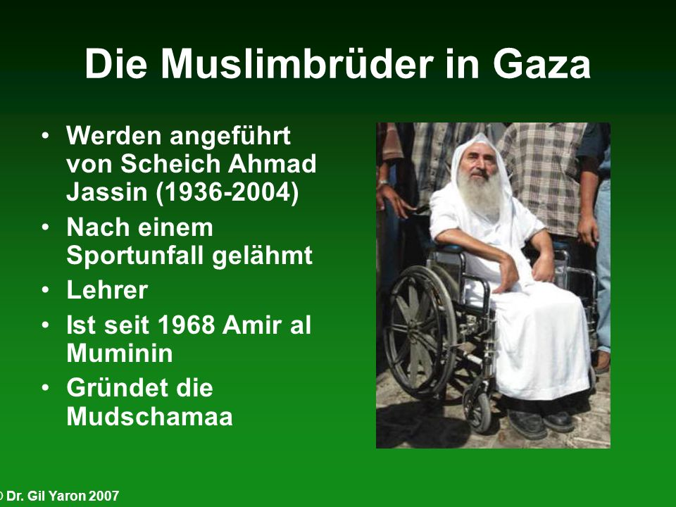 Die Muslimbrüder in Gaza