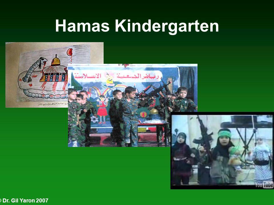 Hamas Kindergarten © Dr. Gil Yaron 2007