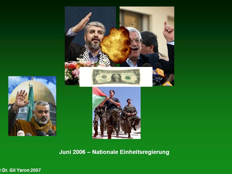 Juni 2006 – Nationale Einheitsregierung