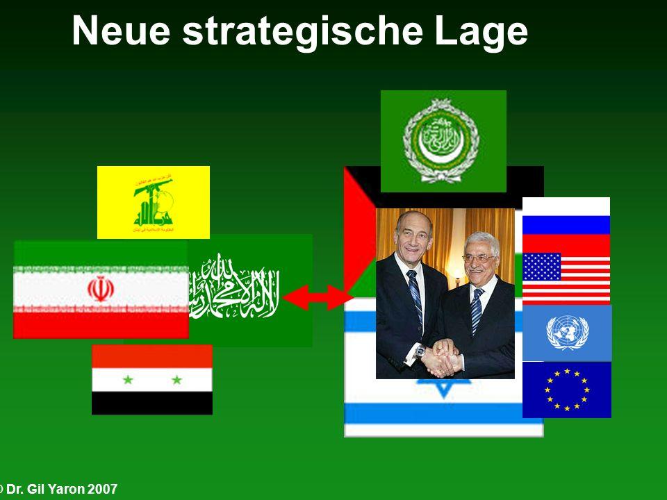 Neue strategische Lage