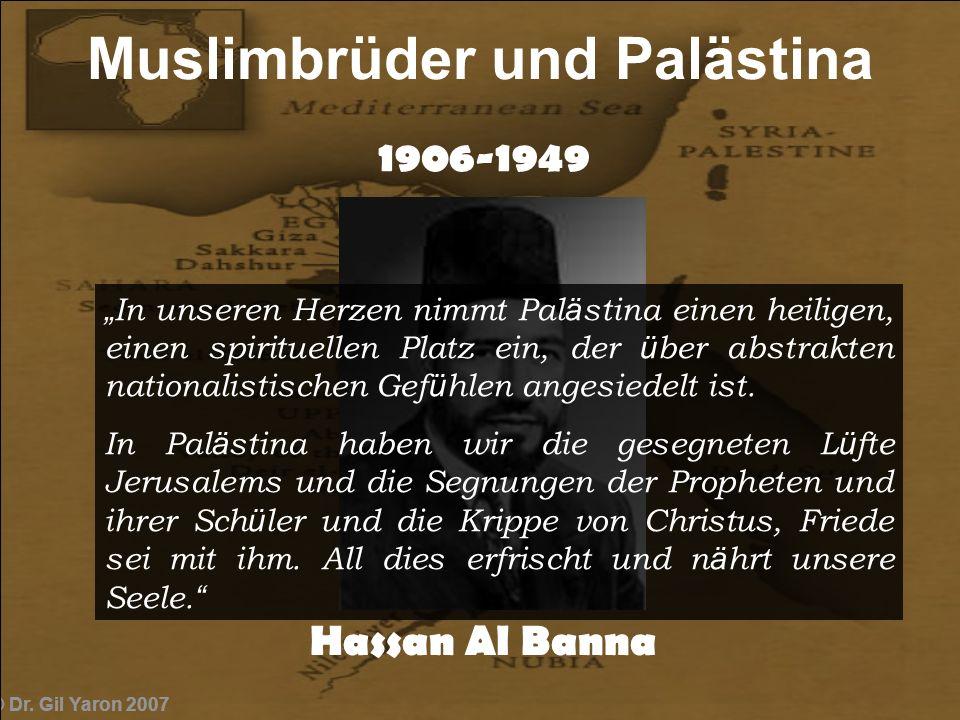 Muslimbrüder und Palästina