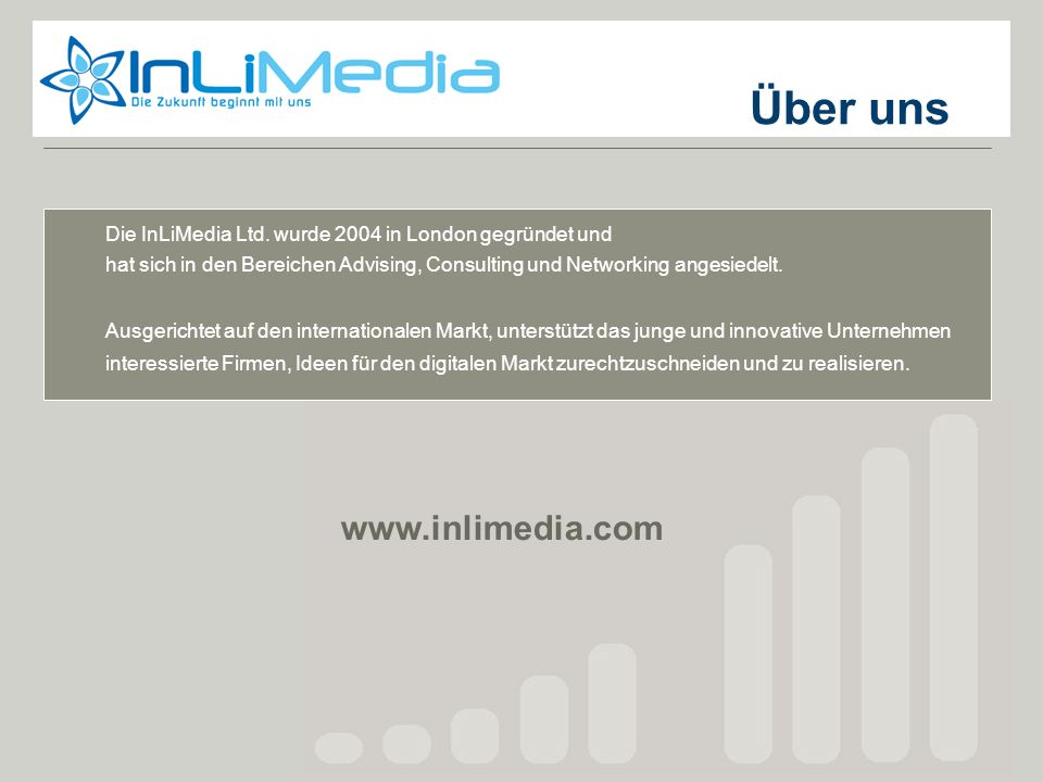 Über uns Über uns www.inlimedia.com