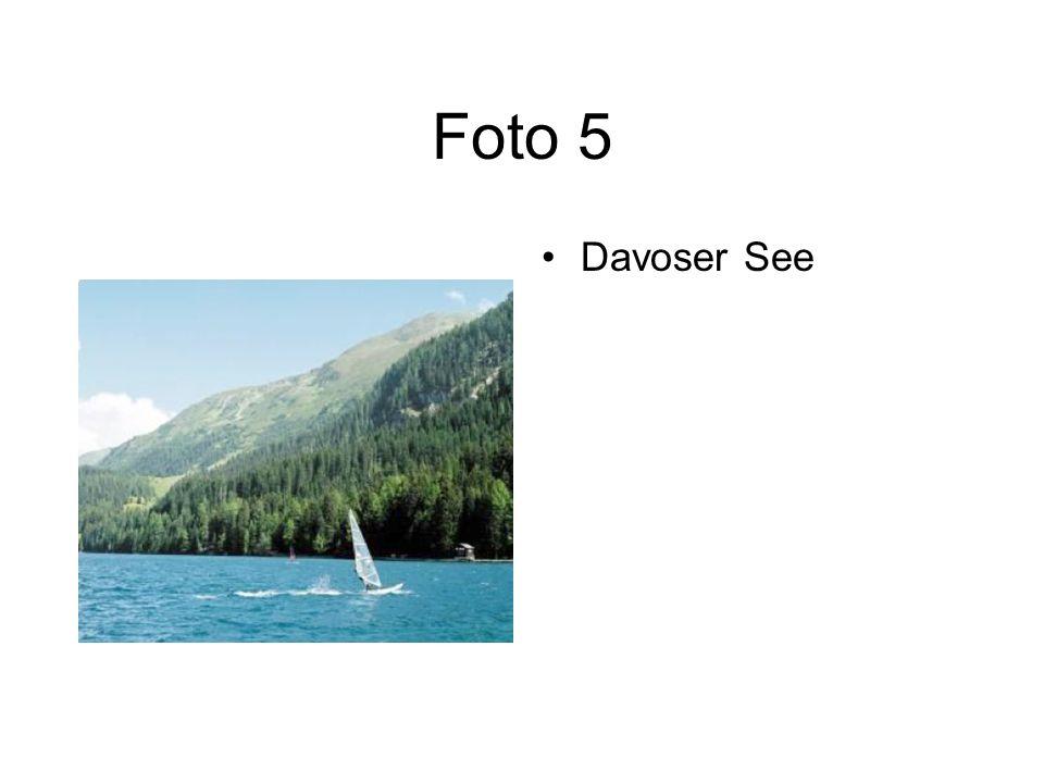 Foto 5 Davoser See