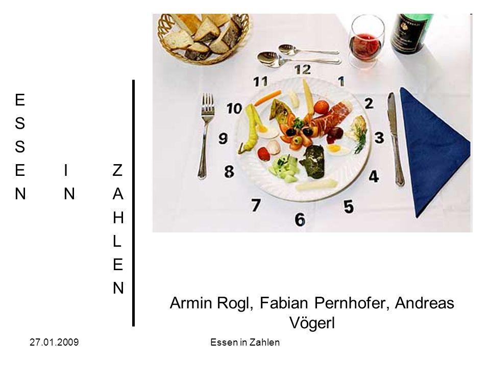 Armin Rogl, Fabian Pernhofer, Andreas Vögerl