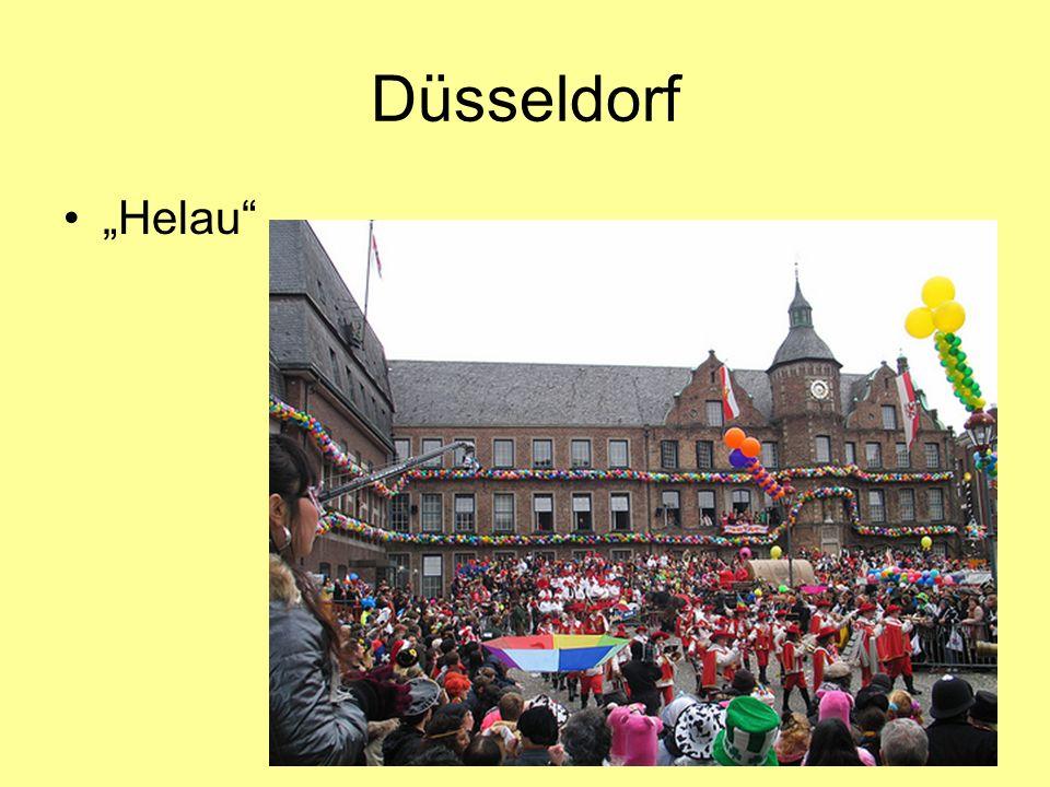 """Düsseldorf """"Helau"""