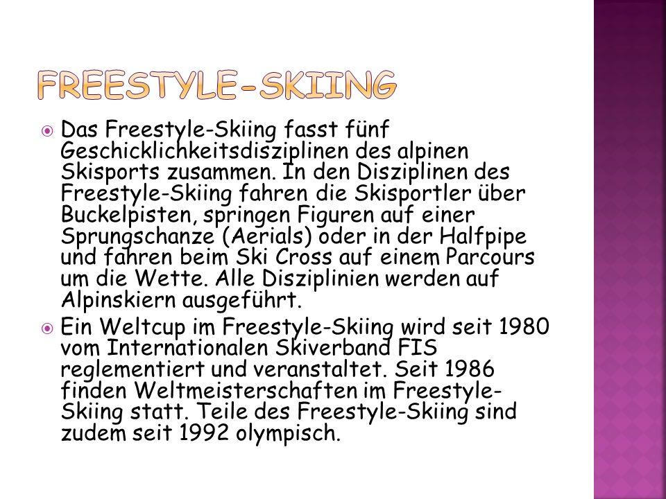 Freestyle-Skiing