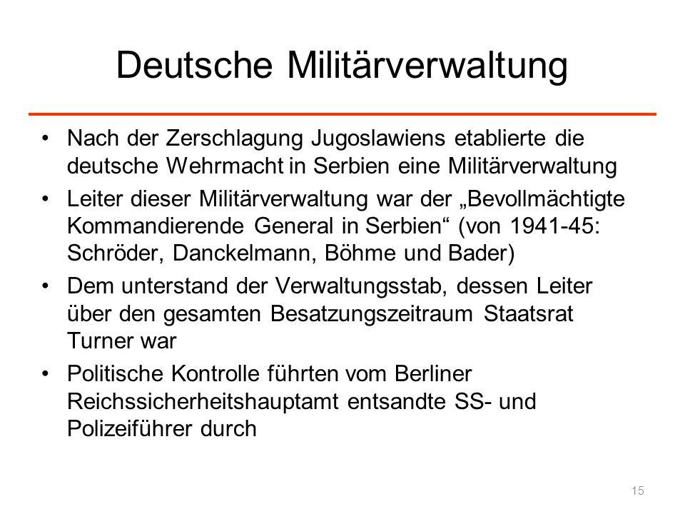 Deutsche Militärverwaltung