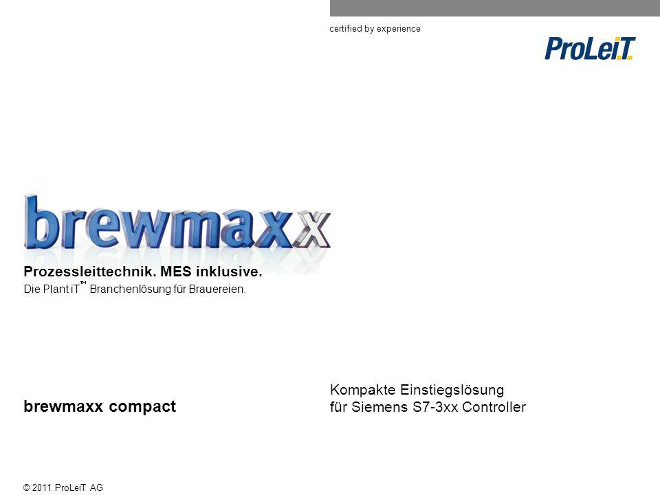 Kompakte Einstiegslösung für Siemens S7-3xx Controller