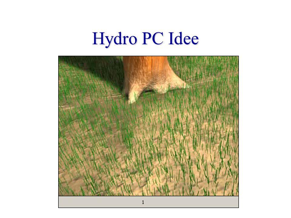 Hydro PC Idee