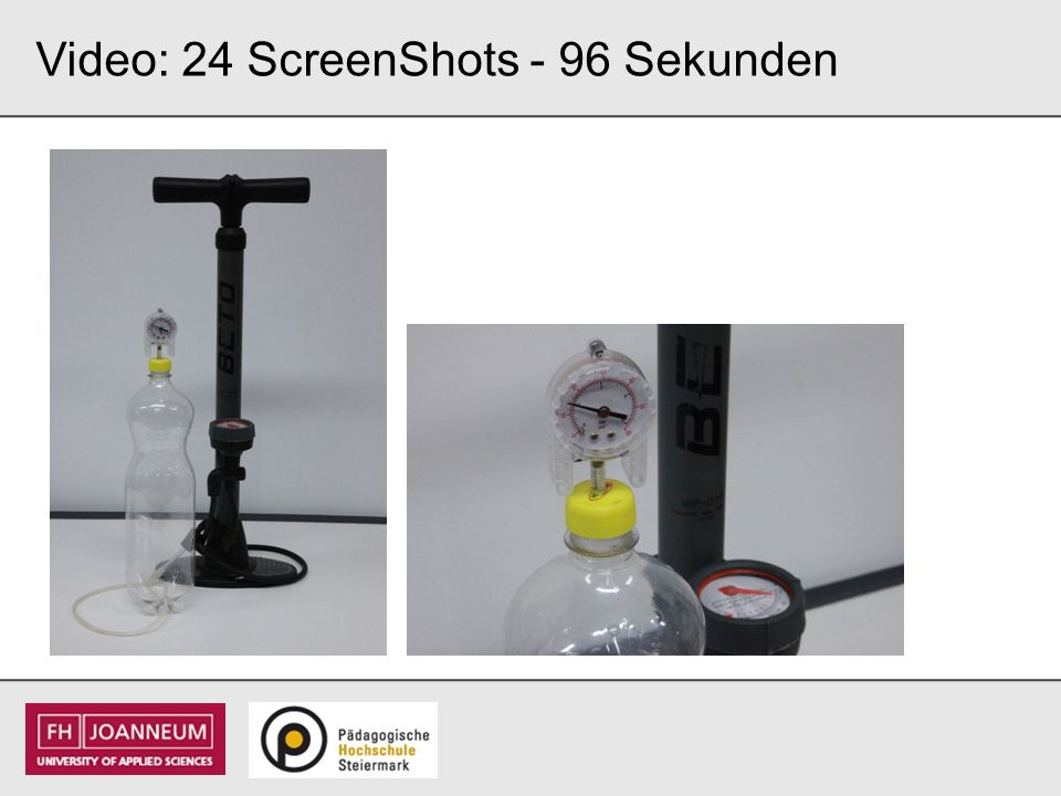 Video: 24 ScreenShots - 96 Sekunden