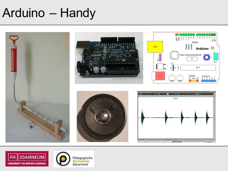 Arduino – Handy
