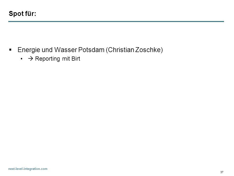 Energie und Wasser Potsdam (Christian Zoschke)