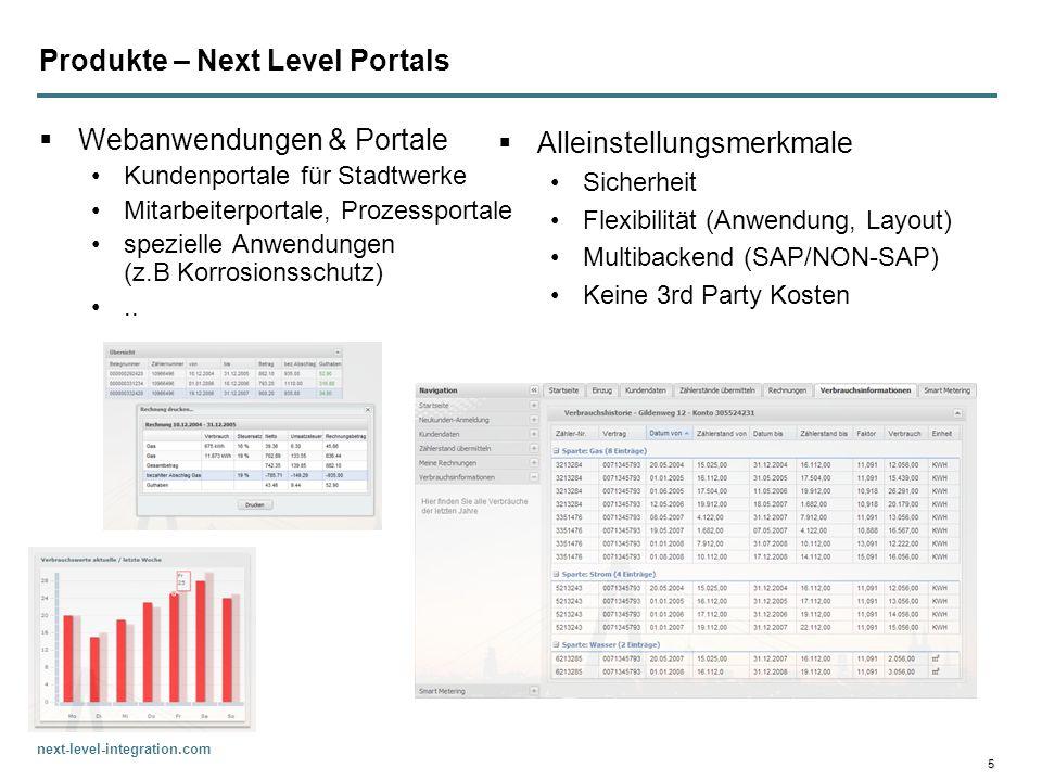 Produkte – Next Level Portals